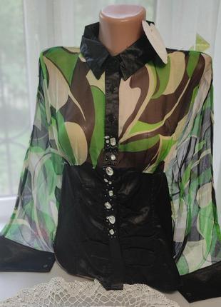 Брендова блуза жіноча lm lulu patricia forgeal xs-l [франція] ...