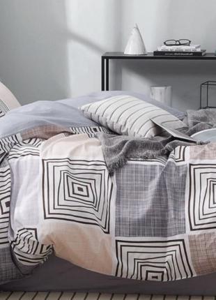 Комплект постельного белья евро Вилюта ранфорс 20133