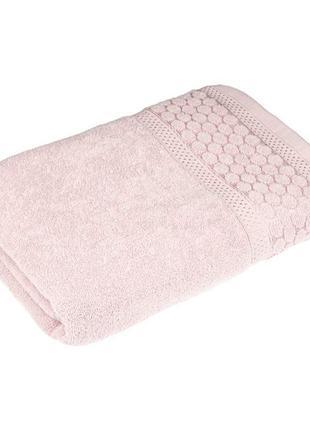 Красивое  махровое полотенце мия 50х90 хлопок 100%