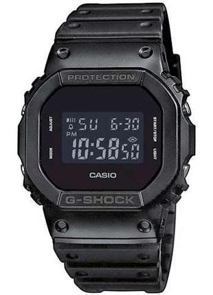 Водонепроницаемые наручные часы Casio G-Shock DW-5600BB-1ER с ...