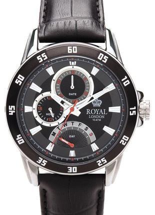 Мужские классические наручные часы Royal London 41043-02 кварц...