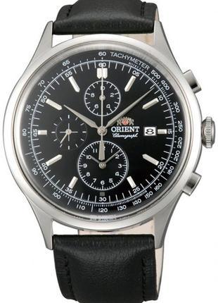 Мужские наручные часы Orient FTT0V003B0 Chronograph кварцевые ...