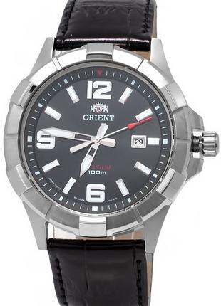 Водонепроницаемые кварцевые наручные часы Orient FUNE6002B0 му...