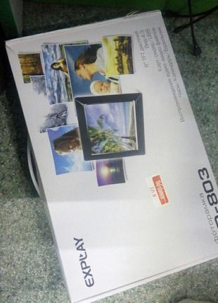 Цифровые фоторамки и фотоальбомы Б/У Explay PR-830