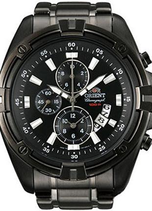 Спортивные наручные часы ORIENT FTT0Y001B0 мужские кварцевые н...