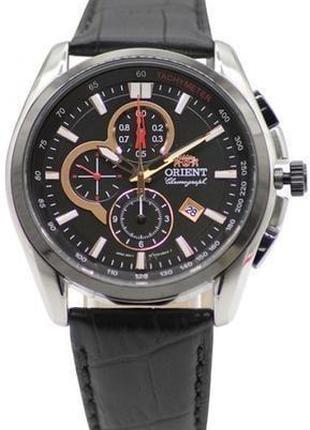 Спортивные наручные часы ORIENT FTT13003B мужские кварцевые на...