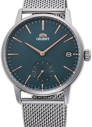 Классические наручные часы ORIENT RA-SP0006E10B кварцевые на б...