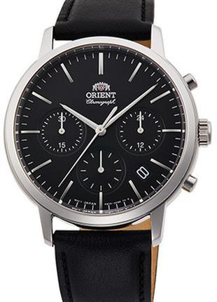 Классические наручные часы ORIENT RA-KV0303B10B кварцевые стре...