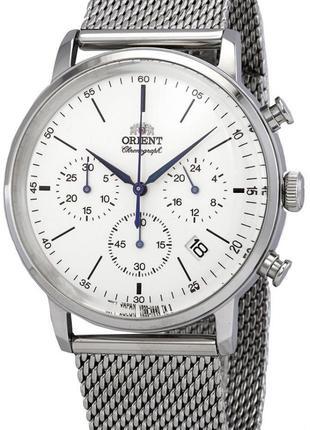 Классические наручные часы ORIENT RA-KV0402S10B кварцевые стре...