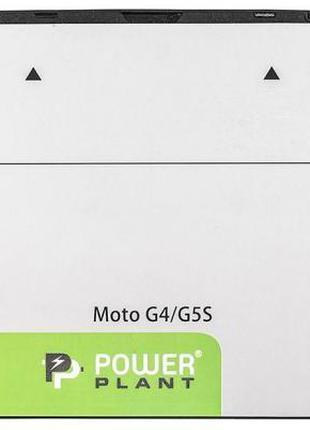 Аккумуляторная батарея PowerPlant Motorola Moto G4/G5S (GK40) ...