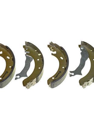 Тормозные колодки Bosch барабанные задние DAEWOO Matiz -05 098...