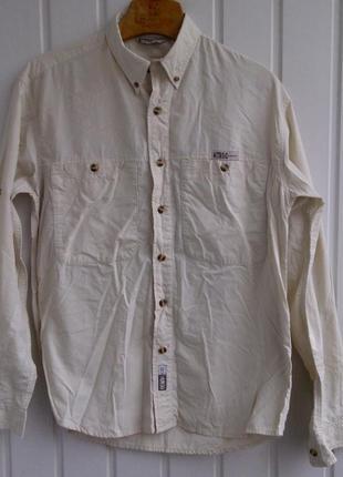 Треккинговая рубашка saleva 5c five continents