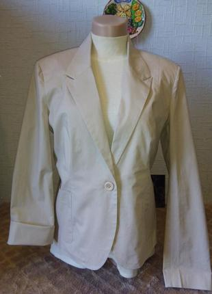 Летний легкий пиджак zero, оригинал, германия🌸