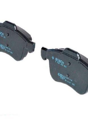 Тормозные колодки Bosch дисковые передние Fiat Doblo 2010- Fro...