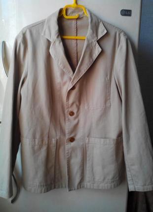 Розвантажуюсь ❤️ пиджак куртка мужская легкая без подклада .