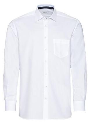 Стильная котоновая рубашка р. 41,16