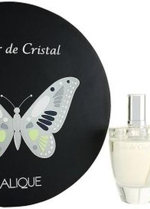 Оригинал! парфюмированная вода lalique fleur de cristal набор