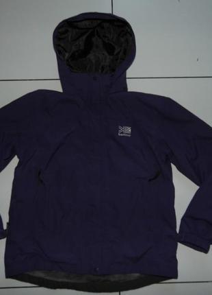 Куртка-ветровка karrimor для девочки 11-12 лет (рост 146-152см...