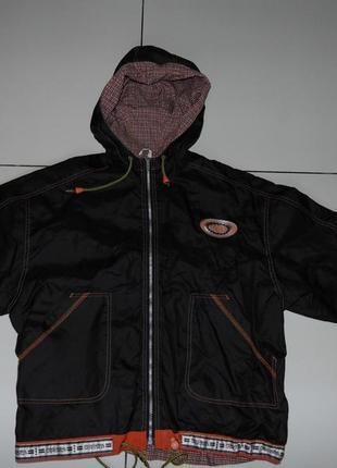 Куртка - ветровка - 140 - мальчику - россия!!!