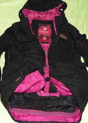 Детская лыжная зимняя куртка- hotuna -11/12 лет - англия!