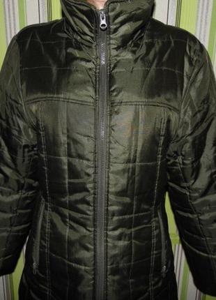 Зимнее пальто на синтепоне - estina ladies collection 158