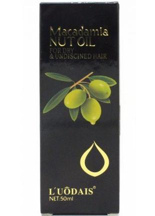 Масло для волос Luodais Macadamia Nut Oil for professional sal...