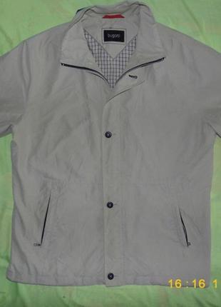 Мужская классическая куртка-ветровка класс-а - bugatti - 52 ра...