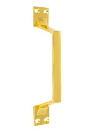 Ручка FZB Розетка M(50gr) & 140мм средняя PB Золото