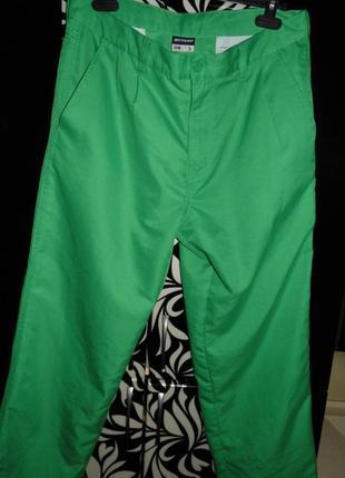 Мужские брюки защитные штаны - dunlop -34w/s/50 размер-сток!