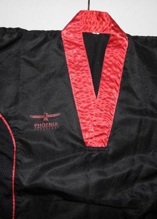 Спортивная форма костюм для кик-боксинга-phoenix budosport-s/160
