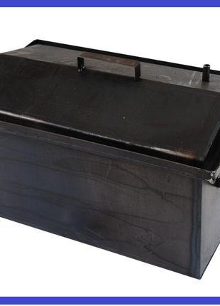 Коптильня DV - 250 x 450 x 250 мм горячекатаная