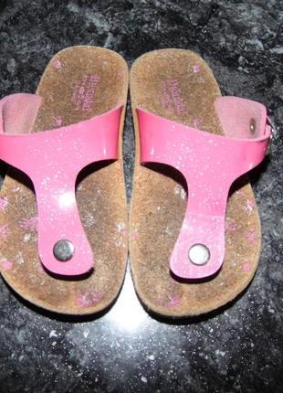 Пробковые ортопедические сандали - - 28 раз.bjorndal- стелька ...