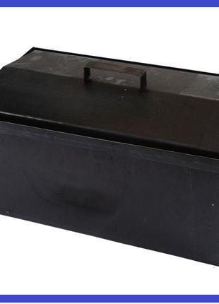 Коптильня DV - 200 x 400 x 200 мм горячекатаная