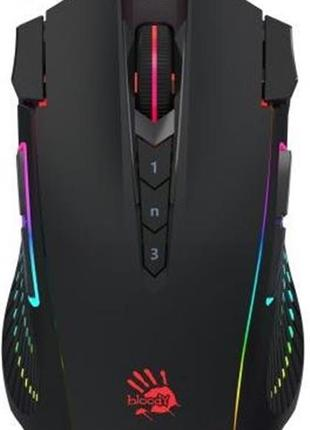 Мышь A4Tech J90s Bloody Black USB