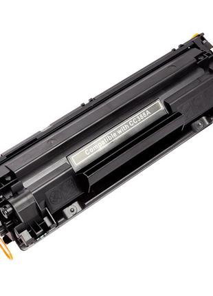 Картридж PowerPlant (PP-CC388A) HP LJ P1007/Pro M11 (аналог HP...