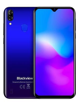 Смартфон Blackview A60 Pro 3/16GB Dual Sim Gradient Blue (6931...