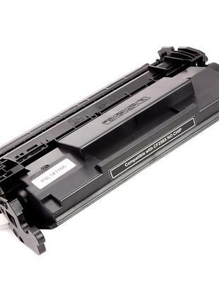 Картридж PowerPlant (PP-CF258X) HP LJ Pro M404dn/M4 (аналог HP...