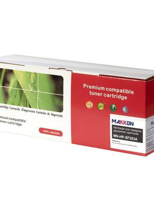 Картридж Makkon (MN-HP-SF283A) HP LJ Pro M125nw/M127fn/M127fw ...