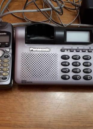 Радиотелефон Panasonic цифровой