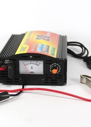 Зарядное устройство для аккумулятора 12v 20A автомат 4 шага за...