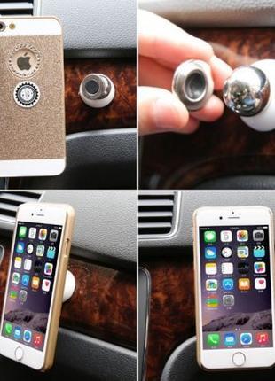 Автомобильный магнитный держатель для телефона смартфона