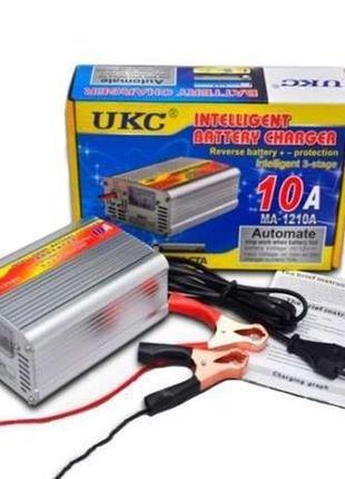 Зарядное устройство 12V 10A 12В 10А автомат для авто аккумулят...