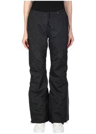 Утепленные спортивные штаны adidas by stella mccartney размер s