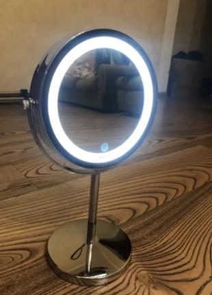 Зеркало Beurer/ Косметическое зеркало/ Зеркало с подсветкой