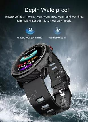 Смарт часы Smart wear S10 Smart watch Full touch Multi Sport+PRO
