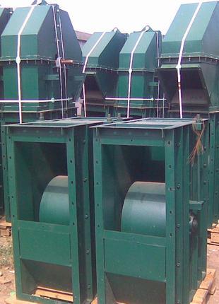 Нория ковшовая НКЗ-5 и НКЗ-10 зерновая, от производителя