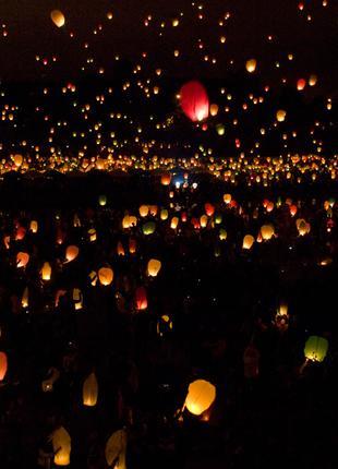 РОЗПРОДАЖ! Небесні ліхтарики, повітряні китайські ліхтарики.