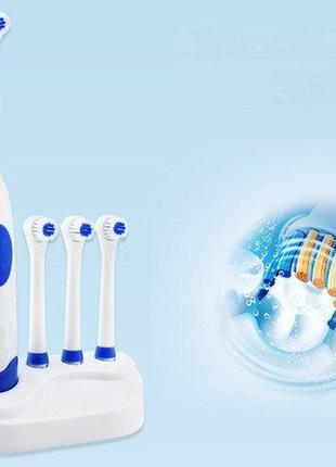 """Электрическая зубная щетка """"RINOWS""""Electric ToothBrush"""