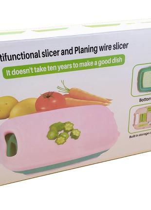 Овощерезка Multifunctionalslicer abd Planing wire slicer (WM-5...