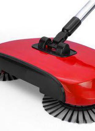Sweep drag all-in-one (Ручная подметальная машина)